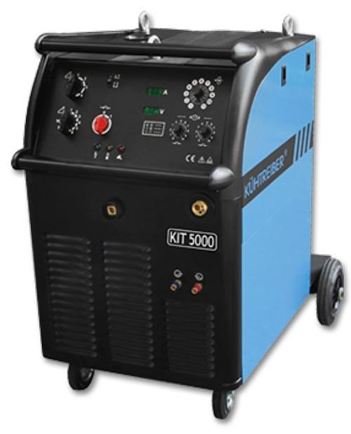 Stroje chlazené vodou