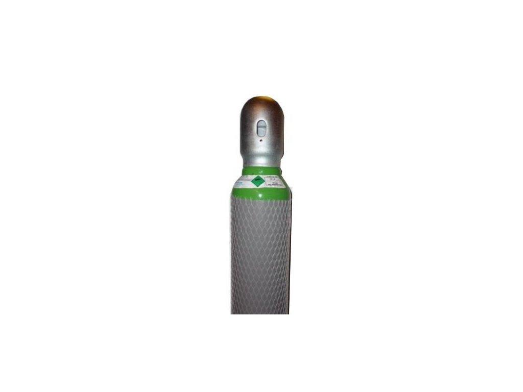 Tlaková láhev Argon 4.8 8 litrů s náplní