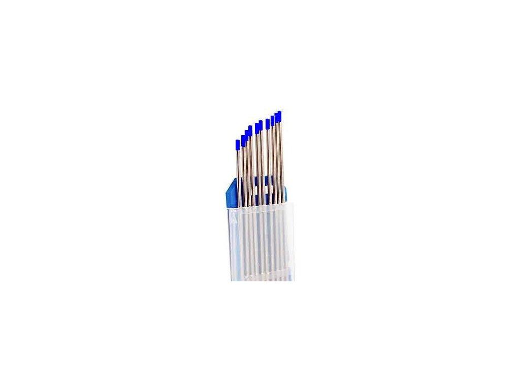Wolframová elektroda modrá WL20 2.4mm