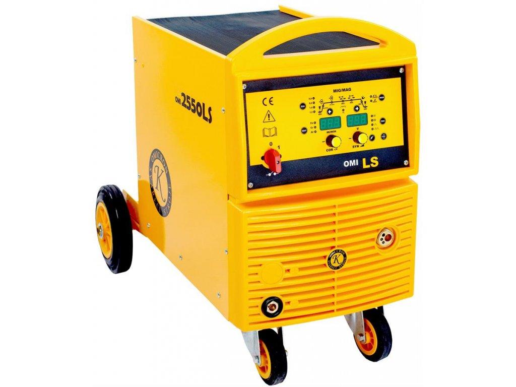 Svařovací stroj OMI 2550 LS SYNERGIE