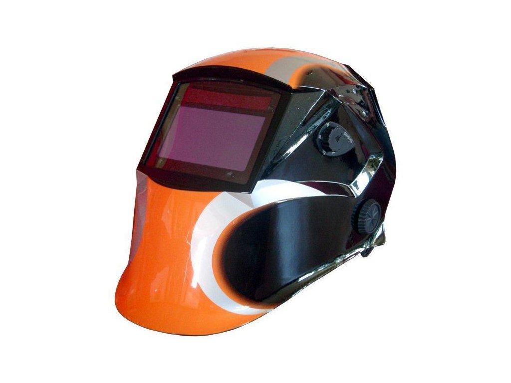 Kukla samostmívací ALFA IN S7S oranžová