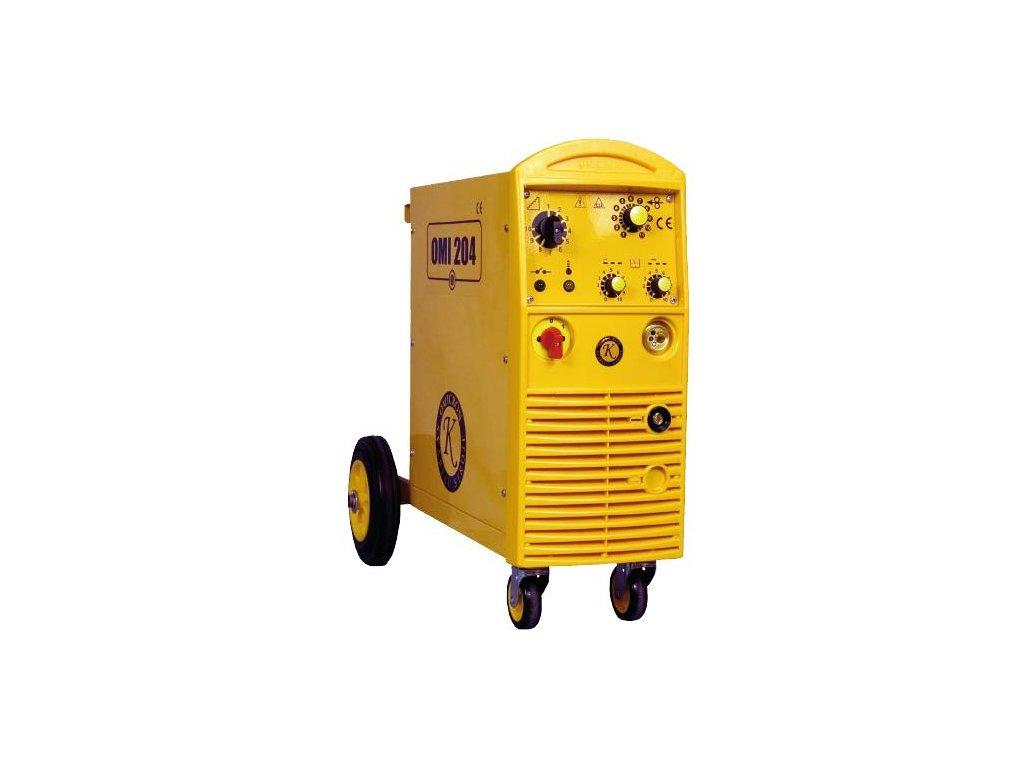Svařovací stroj OMI 204