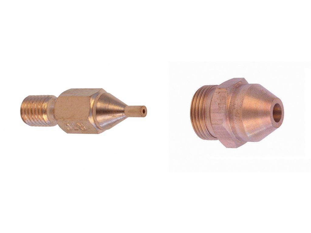 Nahřívací a řezací hubice mezikruhová R70 ACETYLEN