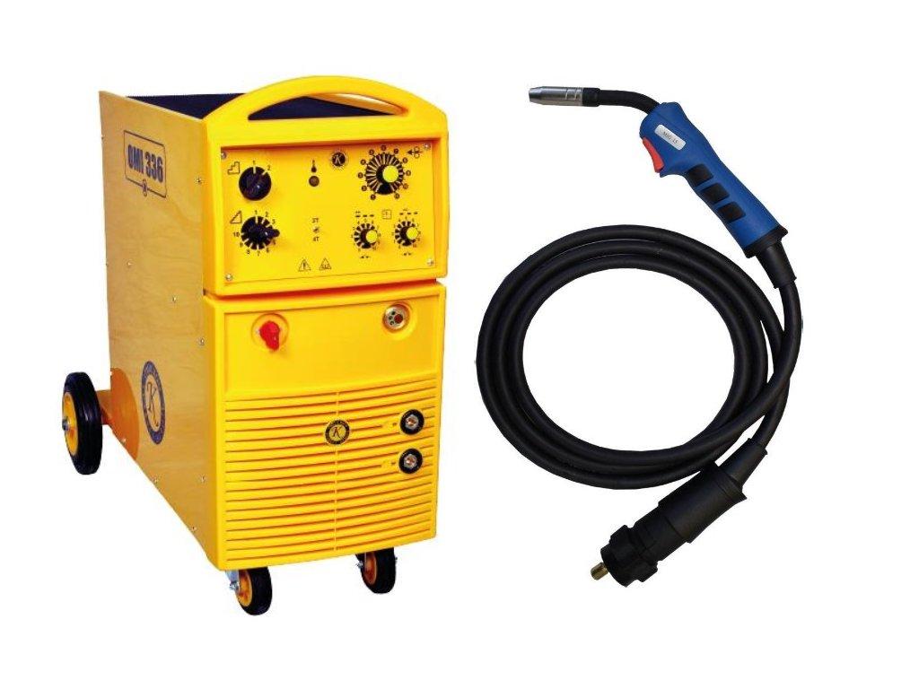 Svařovací stroj OMI 336 4kladka velká