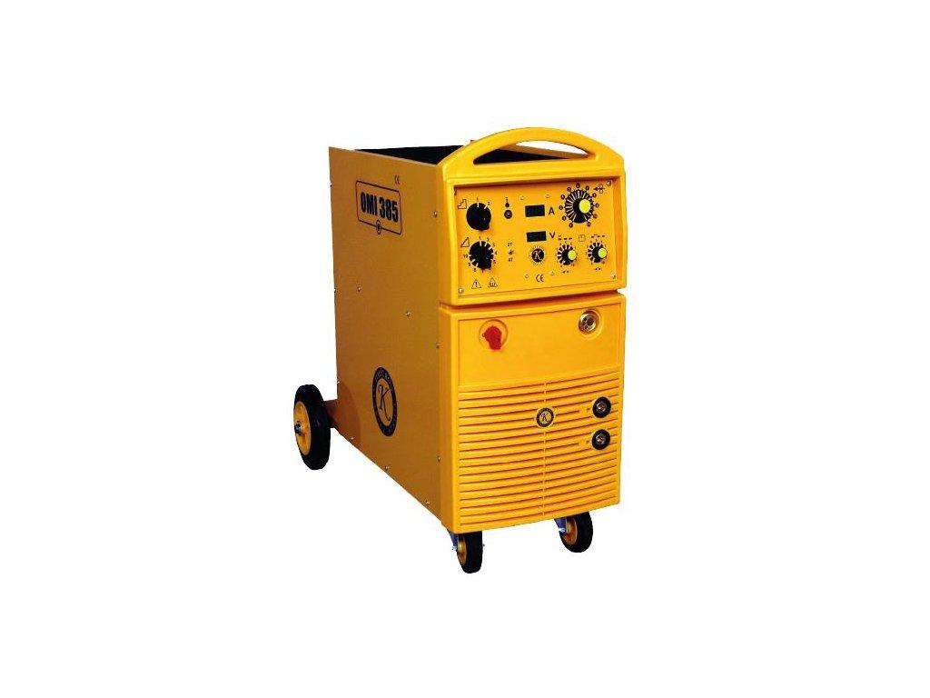 Svařovací stroj OMI 385 4kladka velká