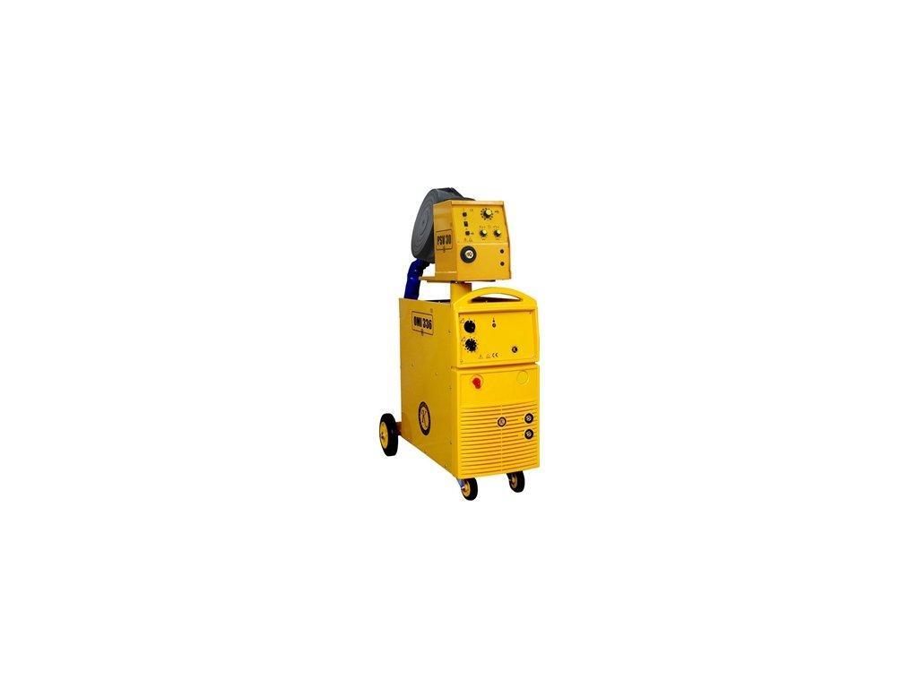 Svařovací stroj OMI 336S s odnimatelným posuvem
