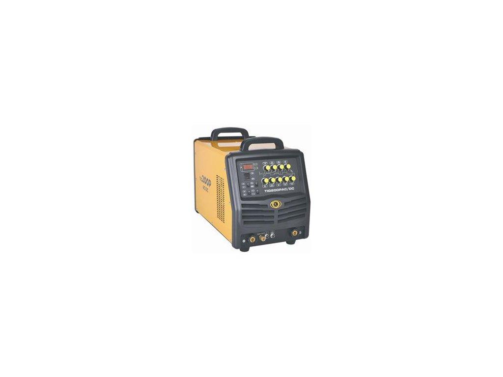 Svářecí invertor TIG 200P AC/DC + hořák TIG 4m+ zemnící kabel
