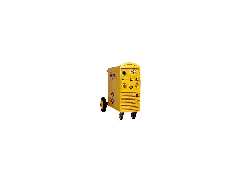 OMI 204 + red. ventil + hořák 15/3m + samostmívací kukla