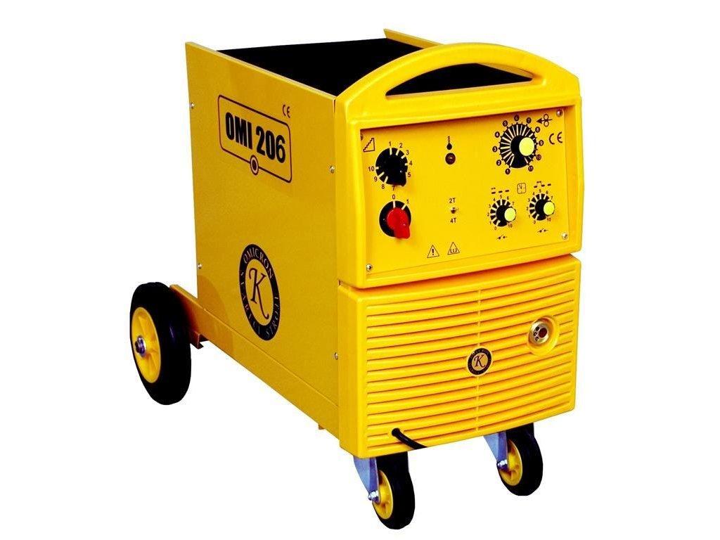 OMI 206 + red. ventil + hořák 15/3m + samostmívací kukla