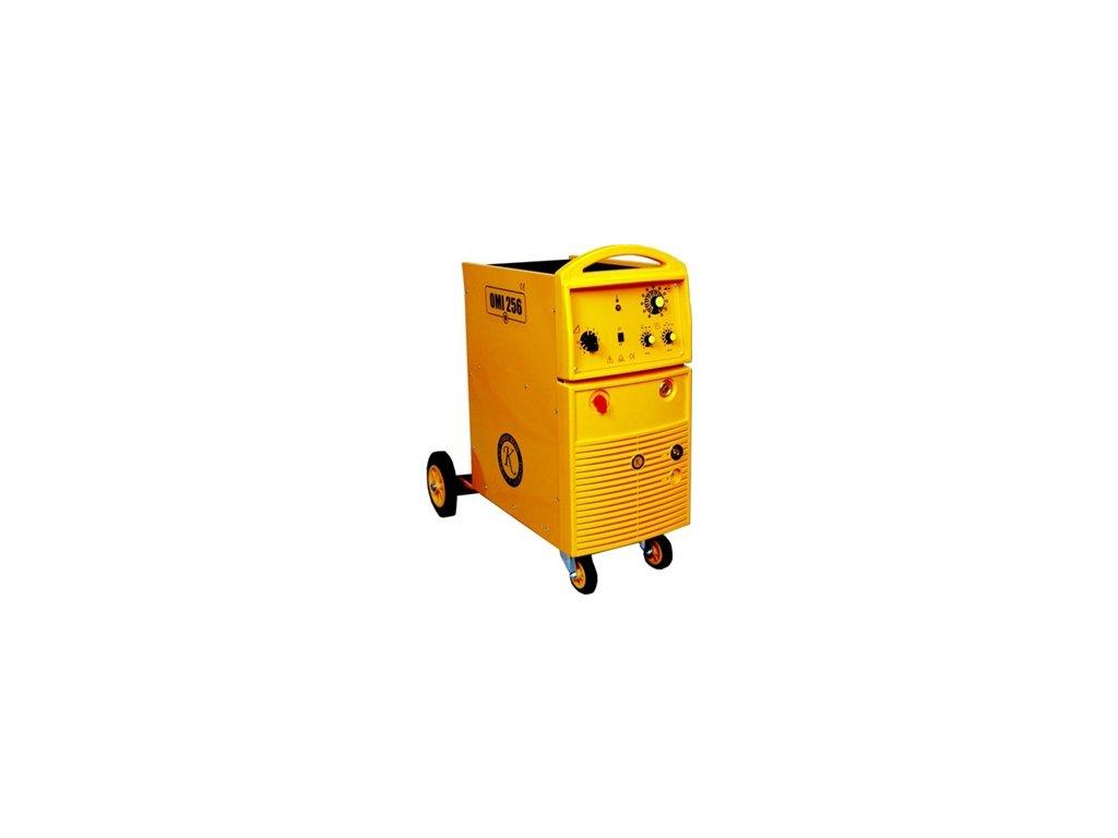 OMI 256 + red. ventil + hořák 25/3m + samostmívací kukla