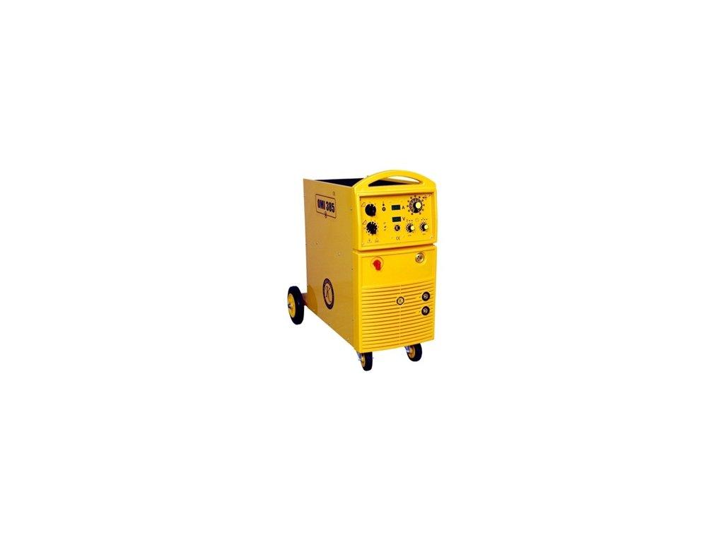 OMI 385 + red. ventil + hořák 36/3m + samostmívací kukla