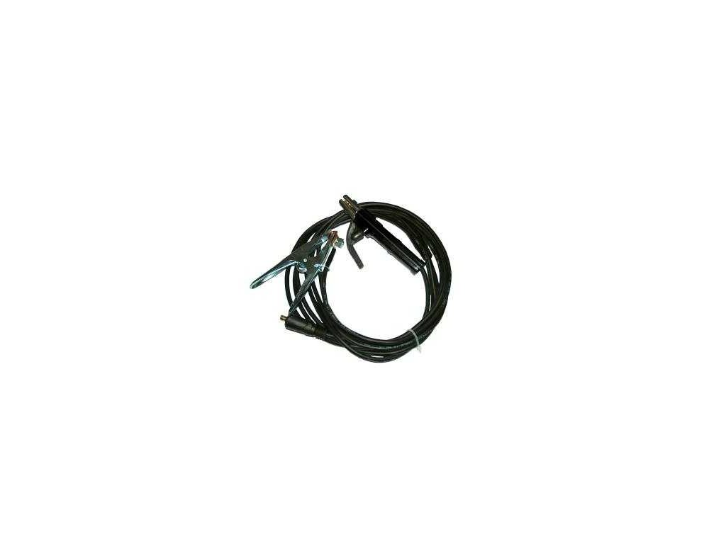 Svařovací kabely SK 16/5m s koncovkou 10-25