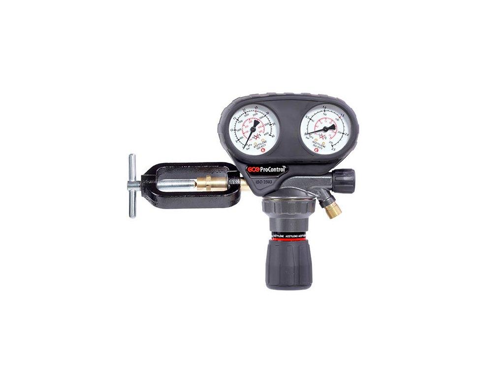 Redukční ventil acetylen DIN + AC A2