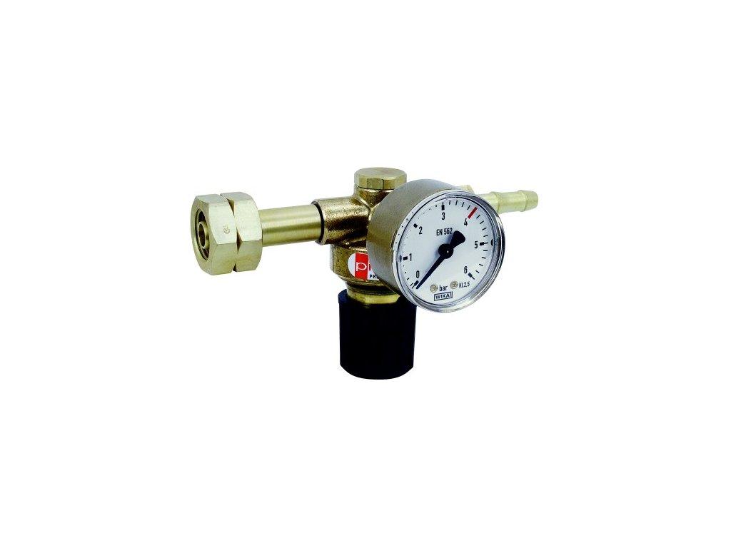 Redukční ventil PB propan - butan