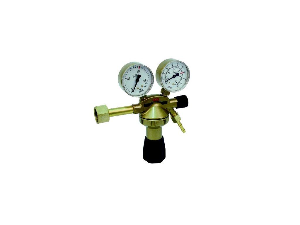 Redukční ventil vodík DIN + HYD H3