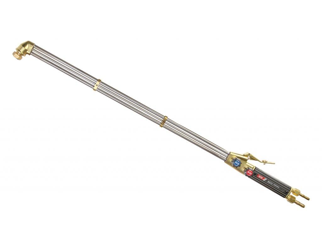 Řezací hořák X511 1155mm 75°