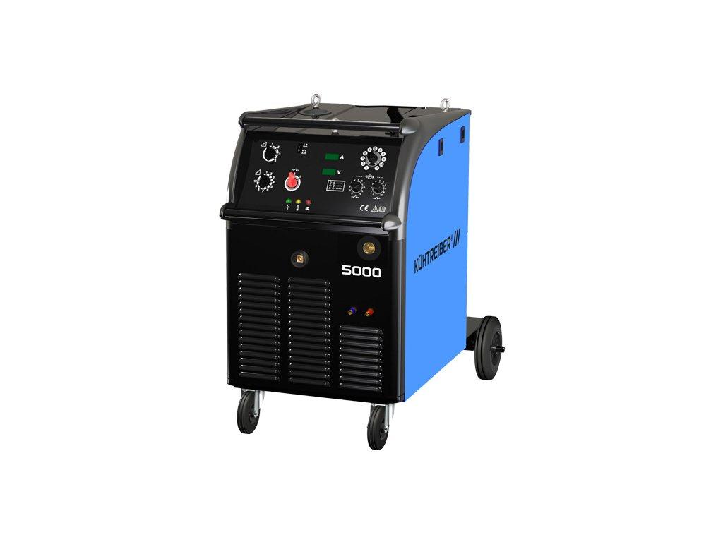 Svařovací stroj KIT 5000 W 4-kladka