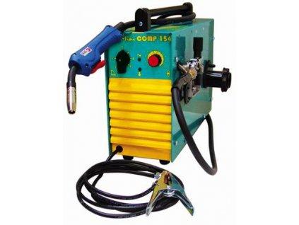 Compact 154 mini + red. ventil + hořák + samostmívací kukla