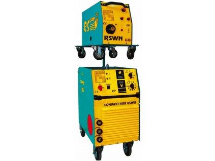 Compact 508 RSWN + red. ventil + hořák + samostmívací kukla