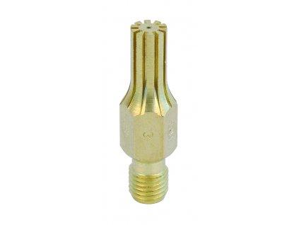 Řezací drážkovaná hubice 459 AC 100-200