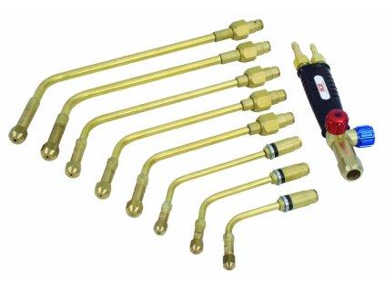 Injektorová svařovací souprava PROPAN BUTAN 0-3