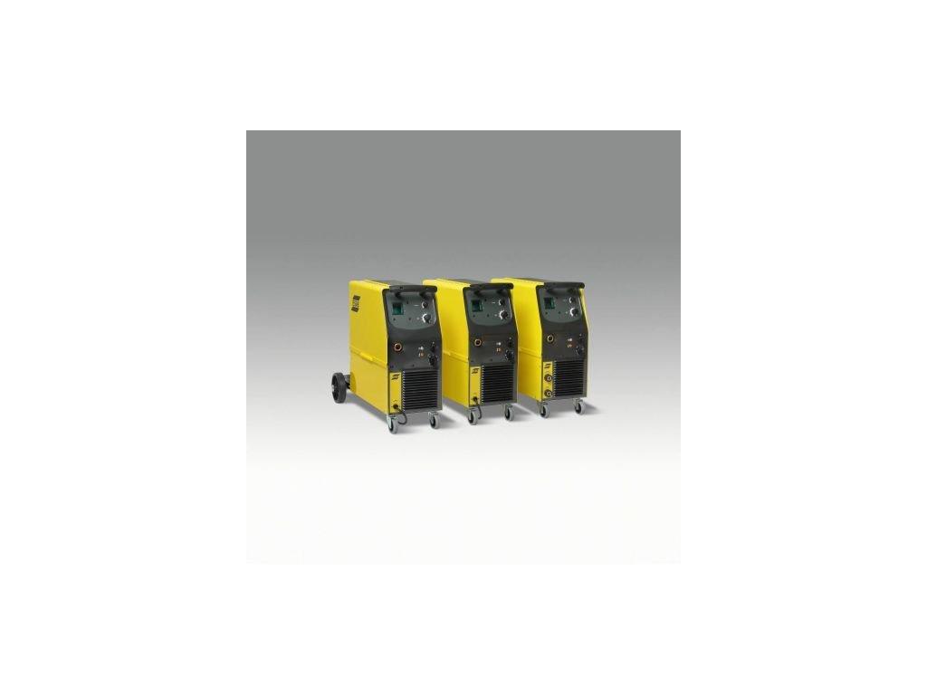 Origo Mig C200 3ph, svařovací hořák MXL 200/3m, kladky 0,6-0,8mm.