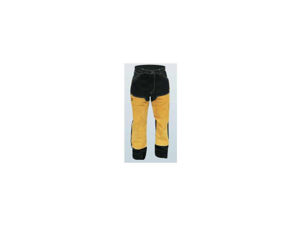 Kalhoty Proban/kůže