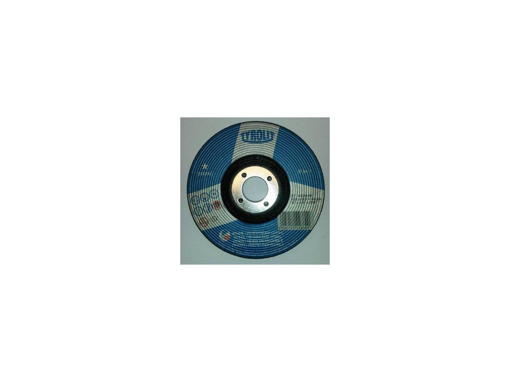 kotouč brusný 125x6x22,23 Basic STEEL INOX 222860