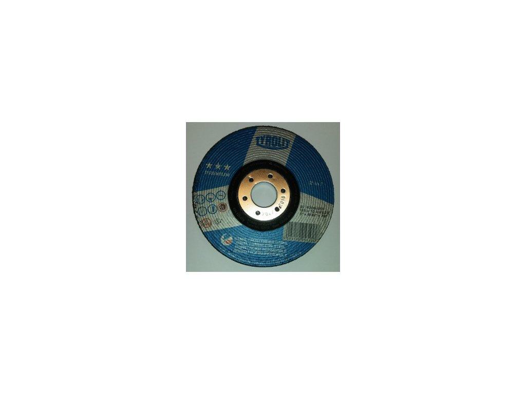 kotouč brusný 125x7x22,23 Premium STEEL INOX 5313 TYROLIT