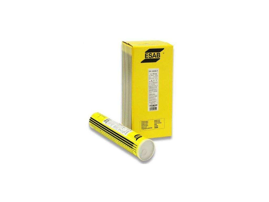 Elektroda OK AlMn1 (OK 96.20) 2.4x350mm. VP