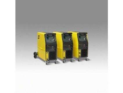 Origo Mig C200 3ph, hořák MXL 200 3m, kladky 0,6-0,8mm.