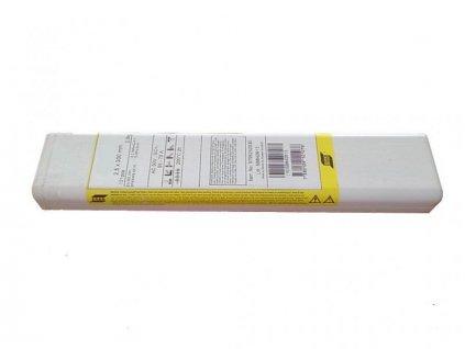 Elektroda E-B 511 2.5x350mm. nové označení OK Weartrode 50 T 2.5x350mm.