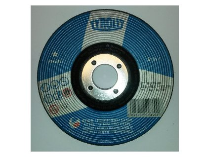 kotouč brusný 125x6x22,23 Basic STEEL INOX 222860 TYROLIT