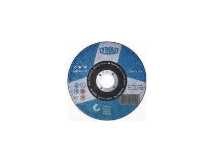Kotouč řezný 125x1x22,23 Basic INOX 34332869 TYROLIT