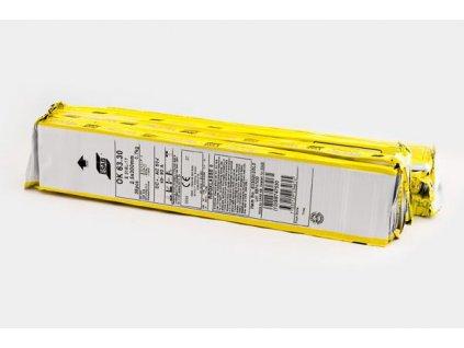 Elektroda OK 92.26 nové označení OK NiCrFe-3 2.5x300mm VP.