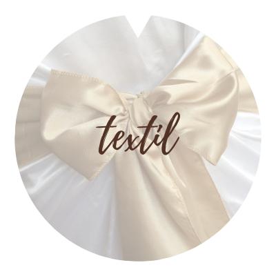 Svatební textil