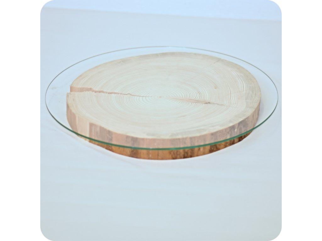 Skleněný kruh  (cena při znehodnocení: 300 Kč/ks)
