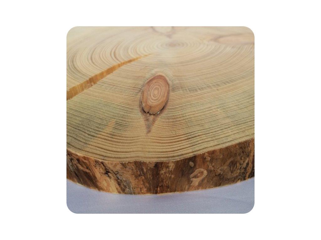 dřevěný plát kulatina