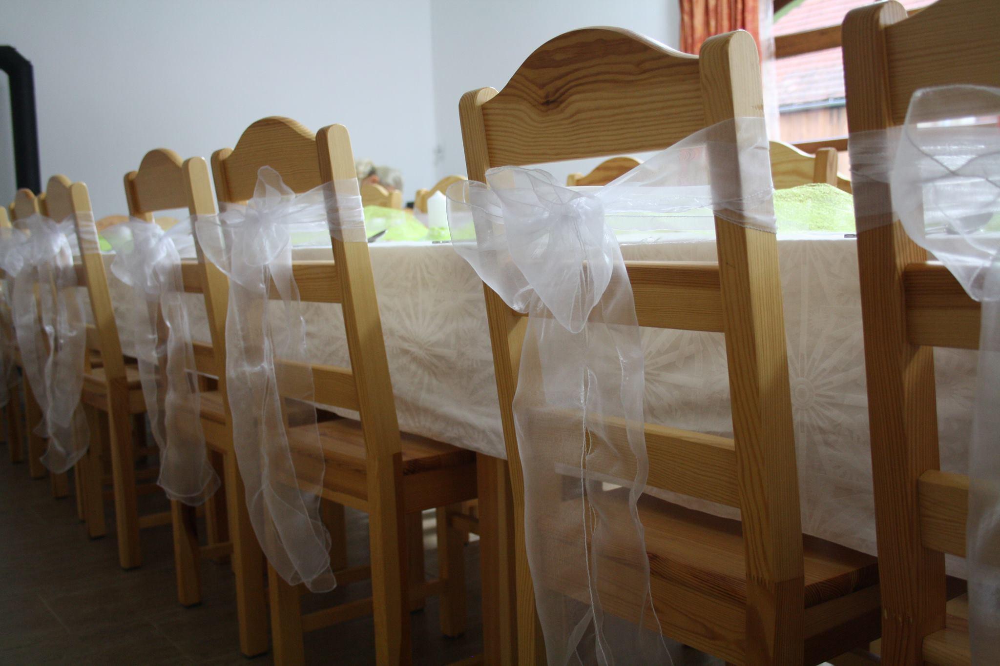 Svatební potahy Litomyšl