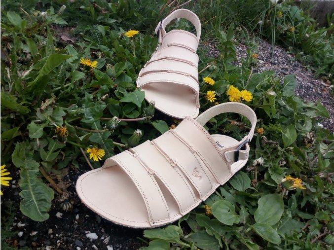 BUMI-Sandálky Přírodní