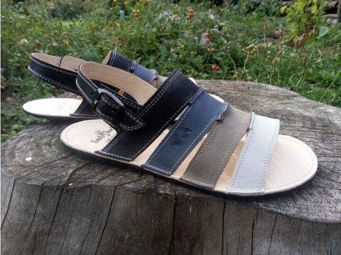 BUMI-Sandálky Holubiččí