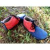 !!!SLEVA!!! HAPPY STEPS red/blue 38