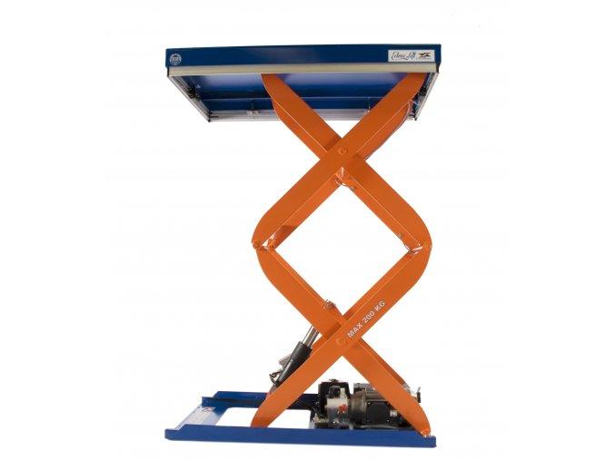 CRD 200  Nosnost 200 kg, šířka stolu 900 mm, délka stolu 600 mm