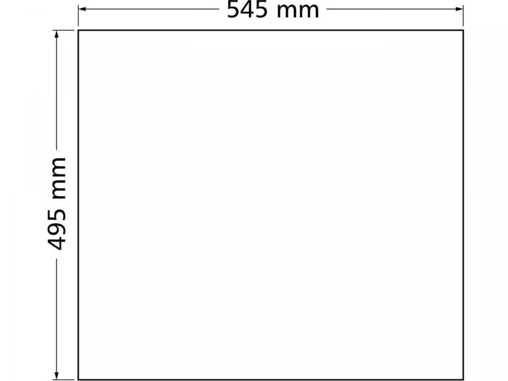 Granitový dřez Sinks SOLO 560 Milk  + Čistící pasta Sinks na dřezy