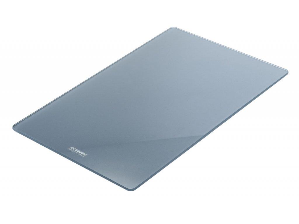 Sinks přípravná deska - sklo stříbrné