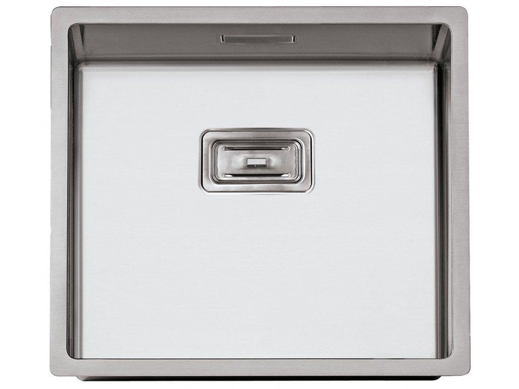 Nerezový dřez Sinks BOX 500 FI 1,0mm