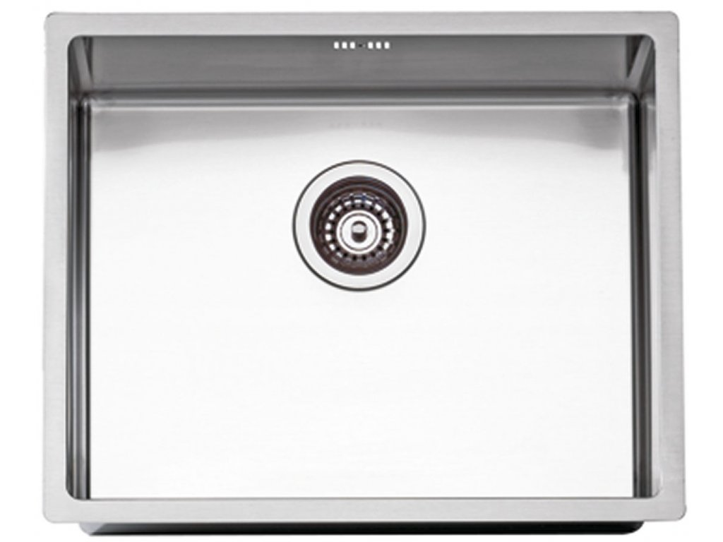Nerezový dřez Sinks BOX 550 RO 1,0mm