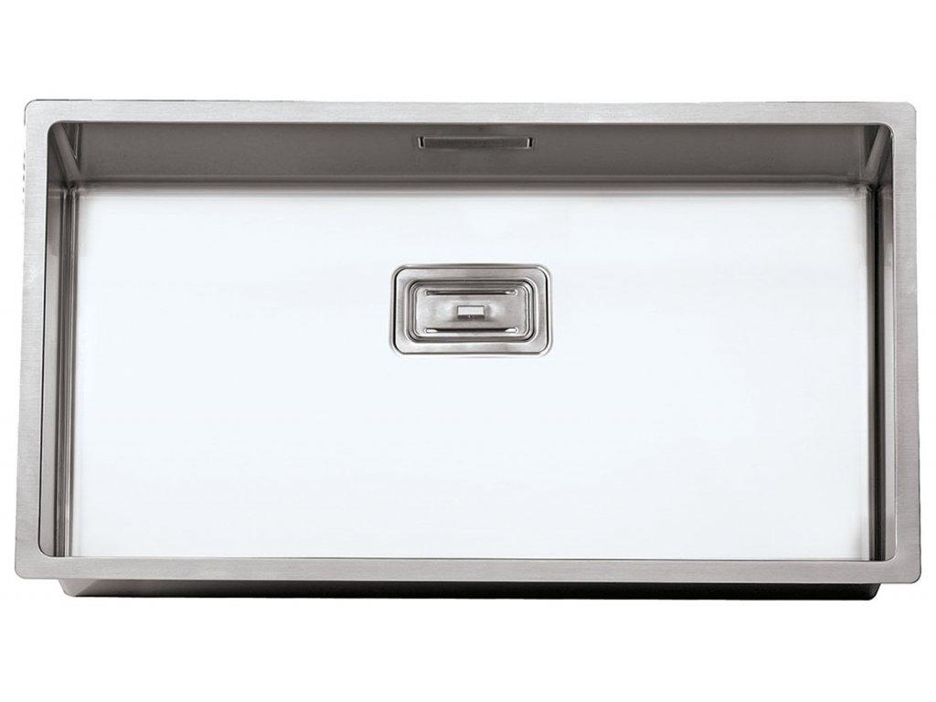 Nerezový dřez Sinks BOX 790 FI 1,0mm