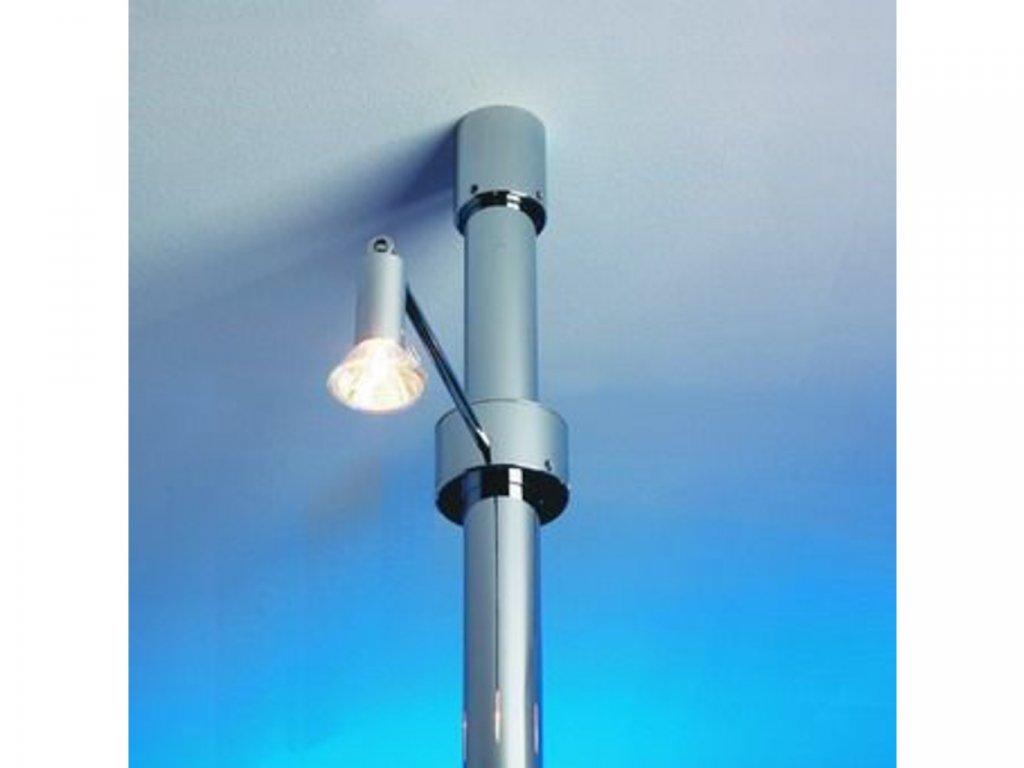 Světlo jednoramenné - 1 x 20 W - mosaz