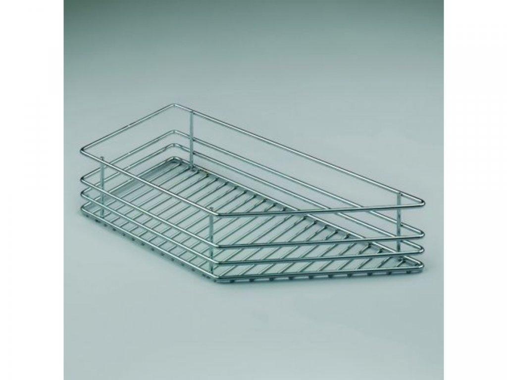 Koš do bočního výsuvu 50° - pravý - pro skříň 300 mm